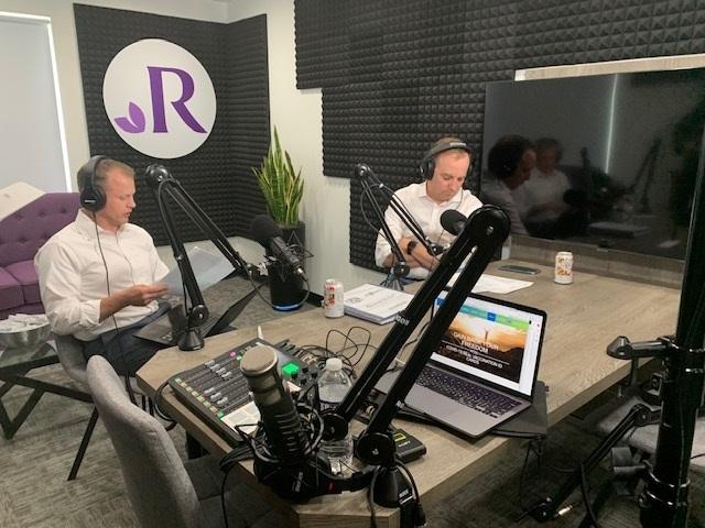 Regency Podcast Studio